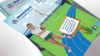 image of Waterford Credit Union leaflet