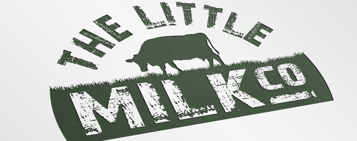 image of The Little Milk Company logo