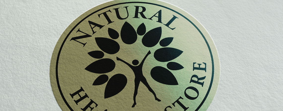 image of Natural Health Store logo