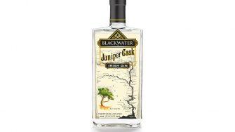Blackwater Juniper Cask Gin Bottle