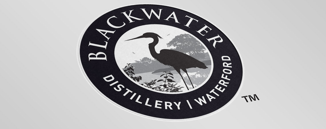 image of Blackwater Distillery product label