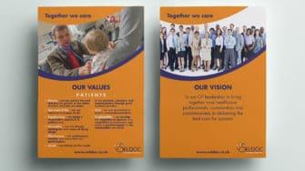 image of SELDOC leaflets