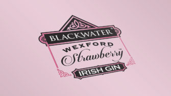 image of Blackwater Wexford Stawberry product label