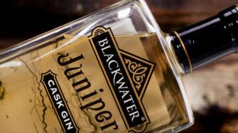 image of Blackwater Juniper product label