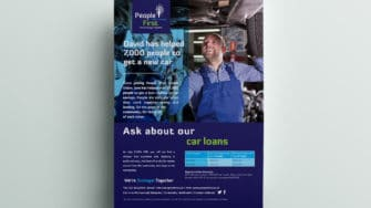 People First Credit Union - Print Project - Passion for Creative