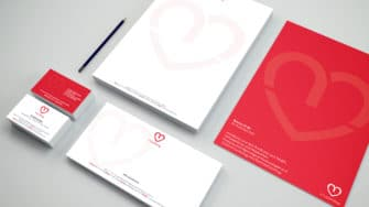 image of NM Cardiology stationery