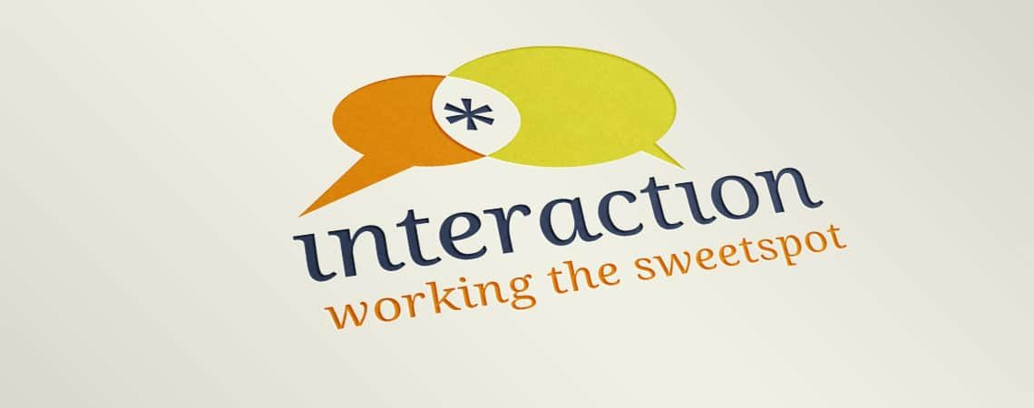 image of Interaction Europe logo and tagline