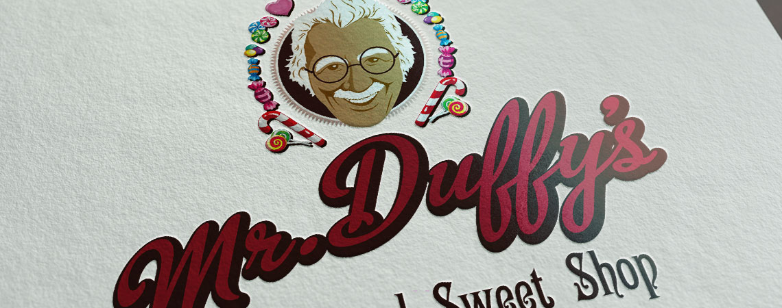 image of Mr Duffys Traditional Sweet Shop logo