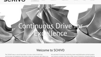 image of Schivo Group website 2