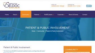 image of SELDOC website