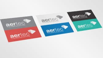 image of Aertec TV Solutions business cards