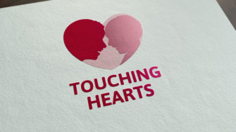 image of Touching Hearts logo