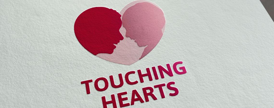 image of Touching Hearts logo