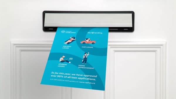 Direct Mail Capital Credit Union