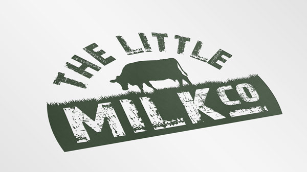 The Little Milk Logo