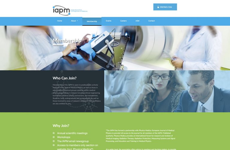 IAPM - Digital Project - Passion for Creative