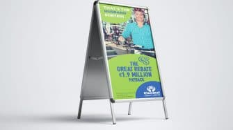 Clonmel Credit Union Signage