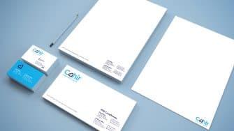 Cahir Credit Union Stationery