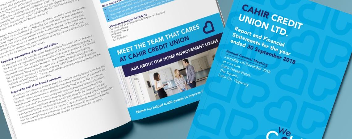 Cahir Credit Union Annual Report