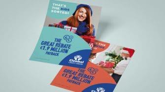 Clonmel Credit Union Leaflets